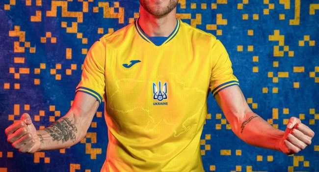 От УЕФА пришел ответ насчет формы сборной Украины: в России в недоумении