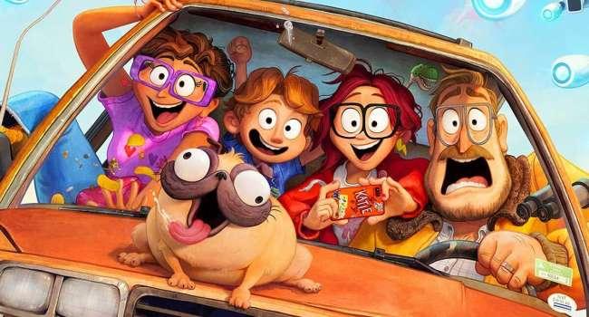 Какие фильмы посмотреть на выходных с детьми?