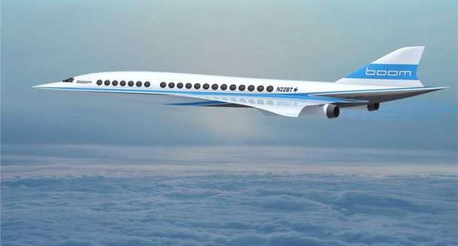 С Нью-Йорка в Лондон всего за три с половиной часа: сверхзвуковые пассажирские авиаперевозки возвращаются