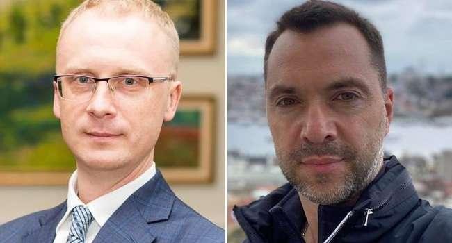 В МИД не согласны с заявлением Арестовича по поставках воды в Крым