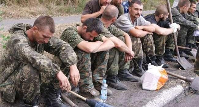Блогер: главнокомандующий забил болт на пленных, после позорного обмена «беркутовцев» на таксистов по формуле «всех на всех»