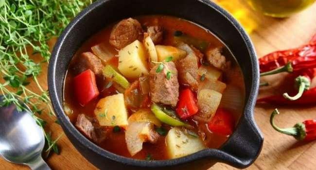 Вкусные блюда украинской кухни: рецепт закарпатского бограча