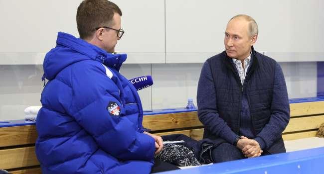 Бобыренко: Путин принялся подыгрывать Зеленскому