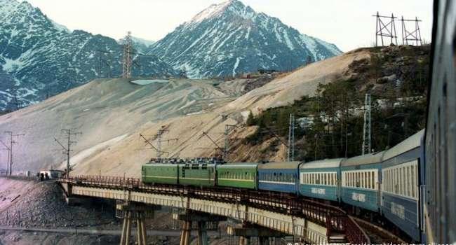 Снова узники и снова БАМ: Путин решил продолжить дело Сталина – в РФ снова строят Байкало-Амурскую магистраль