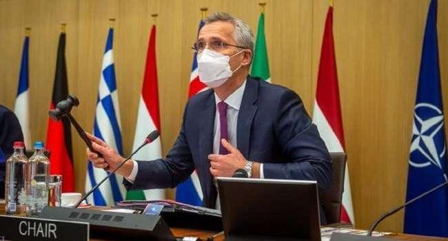 Зеленский и Столтенберг обсудили предстоящий саммит НАТО