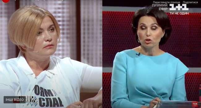 Политтехнолог: Мосейчук стала хуже пропагандистки Скабеевой, потому что Скабеева, по крайней мере, не уничтожает собственную страну