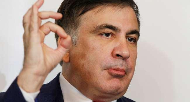 Блогер: Саакашвили, сидя мокрый и завернутый в полотенце в бане, заявил, что хочет сделать из Мариуполя «новый Батуми»