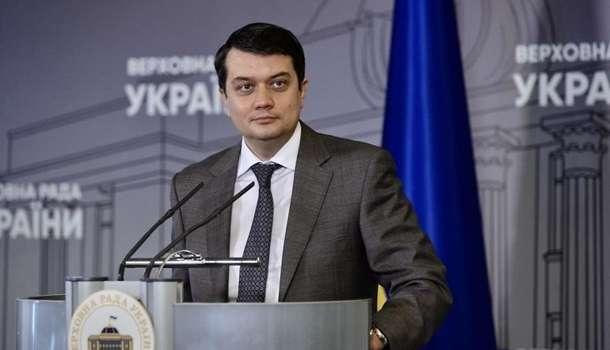 «Теоретически возможно все»: Разумков оценил вероятность подачи воды в Крым