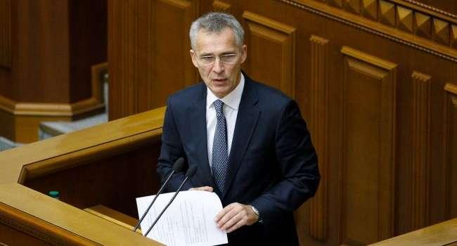 Столтенберг: на саммите НАТО обсудят противодействие России и сотрудничество с Украиной