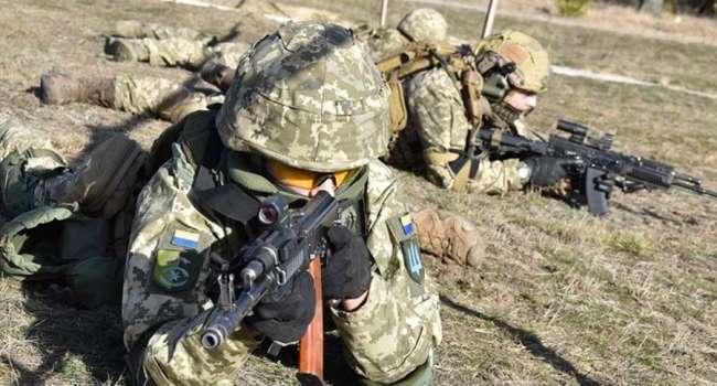 Бойцы ССО ВСУ ликвидировали 5 боевиков ЛНР