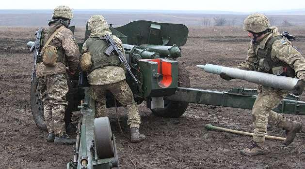 «Зеленский дал команду на обострение на Донбассе»: в «ЛНР» пожаловались на сложную ситуацию в зоне ООС