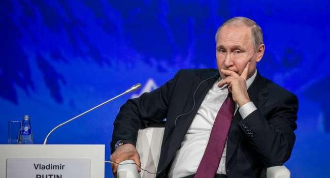 Огрызко: коллективный Запад дал Путину 6 месяцев на размышления и на конкретные действия