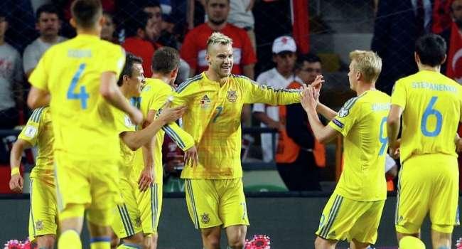 Букмекеры оценили шансы Украины в матче с Австрией