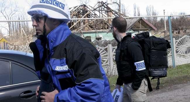 Ситуация с безопасностью на востоке Украины постоянно ухудшается, - отчет ОБСЕ