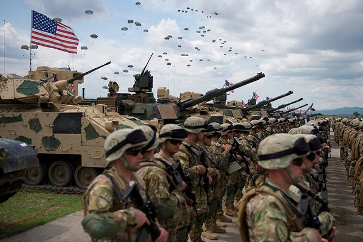 США готовятся к полному выводу войск из Ирака