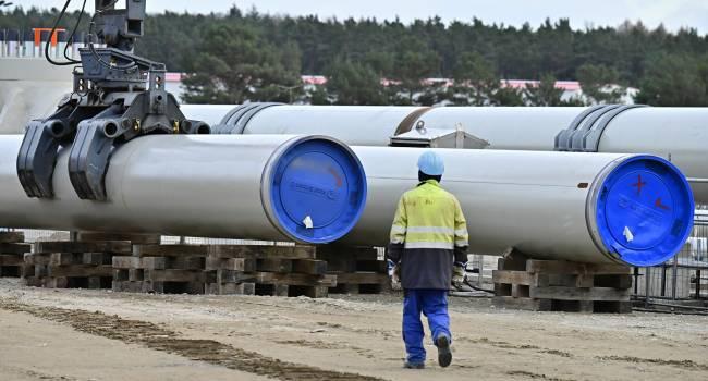 «Это не Соединённые Штаты»: политолог объяснил, кто мешает газопроводу «Северный поток-2»